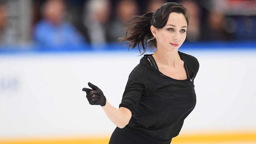 Леонова оценила шансы Туктамышевой завоевать медаль на ЧМ по фигурному катанию