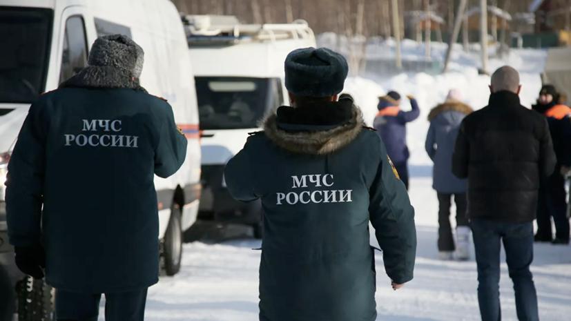 В СК рассказали о ходе расследования причин ЧП с туристами в Хибинах