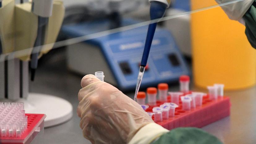В России проведено более 118 млн тестов на коронавирус