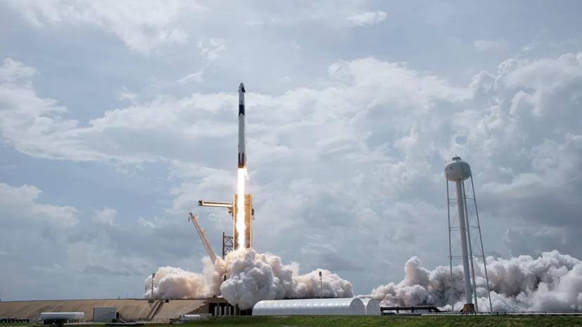 SpaceX запустила очередную группу спутников интернет-связи Starlink