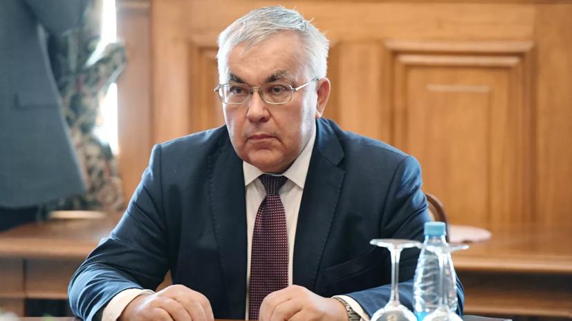 Замминистра иностранных дел России провёл консультации в МИД Египта