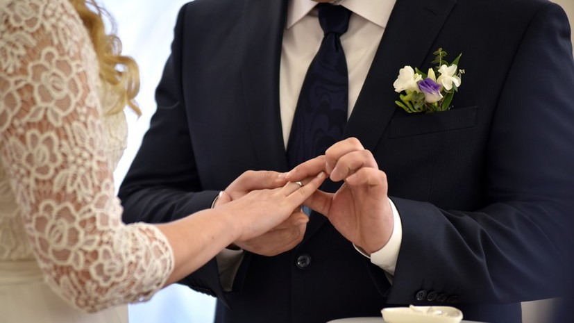 В Москве зарегистрировали 8,5 тысячи браков с иностранцами в 2020 году