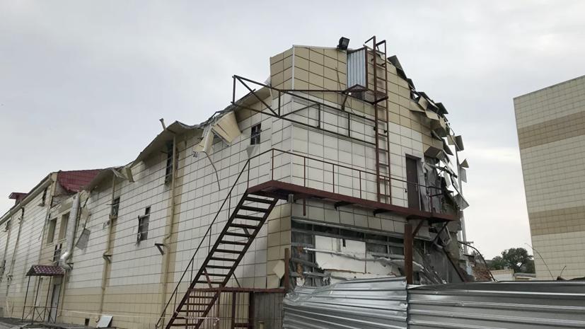 В Кемерове проходит панихида в годовщину пожара в «Зимней вишне»