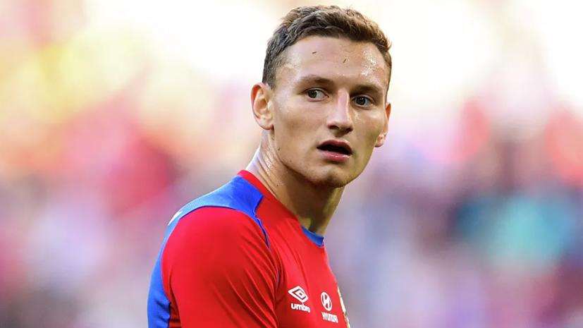 Экс-тренер дубля ЦСКА предположил, что Чалов потеряет место в основе молодёжной сборной России на Евро