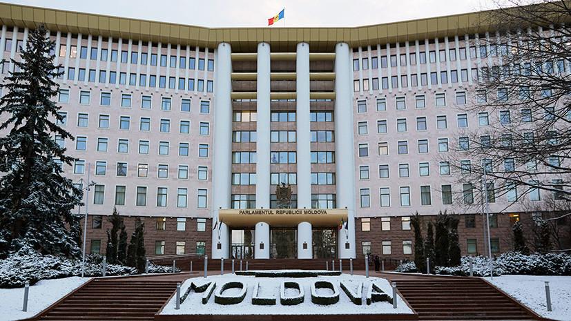 Кандидат в премьеры Молдавии высказался за роспуск парламента