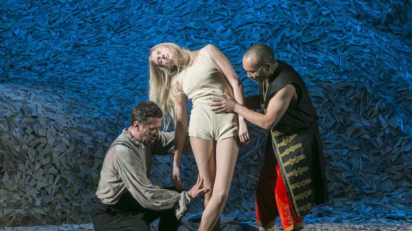 Спектакль «Лес» представят в МХАТ имени Горького в апреле