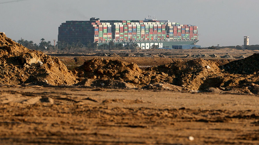Торговый тромб: как блокировка Суэцкого канала может отразиться на рынке нефти и глобальном товарообороте