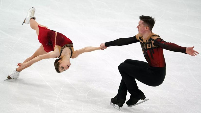 Москович заявил, что Мишина и Галлямов не должны были побеждать в соревнованиях пар на ЧМ