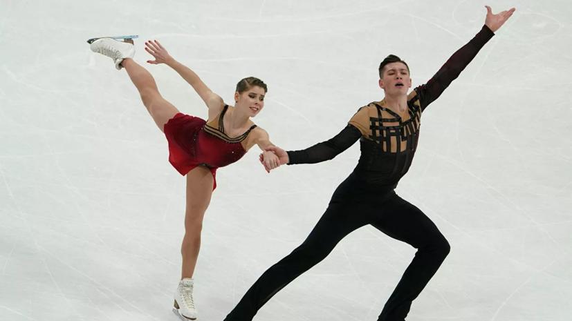 Москвина прокомментировала золото Мишиной и Галлямова в соревнованиях пар на ЧМ