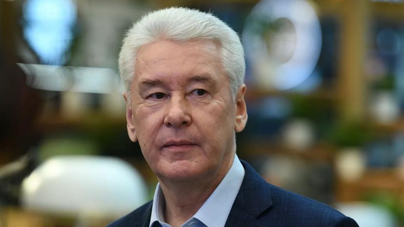 Собянин прокомментировал ситуацию с вакцинацией для москвичей пожилого возраста
