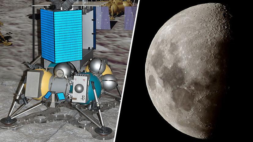 Неземной лёд: главный конструктор «Луны-25» — о задачах, возможностях и особенностях российского космического аппарата