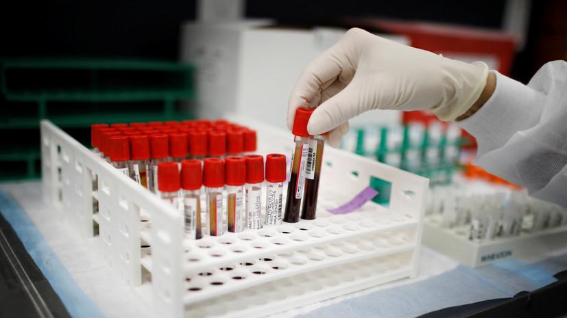 В Петербурге провели более 21 тысячи тестов на коронавирус за сутки