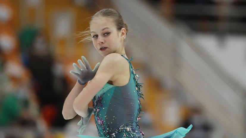 Трусова призналась, что пока не собирается прекращать сотрудничество с Плющенко