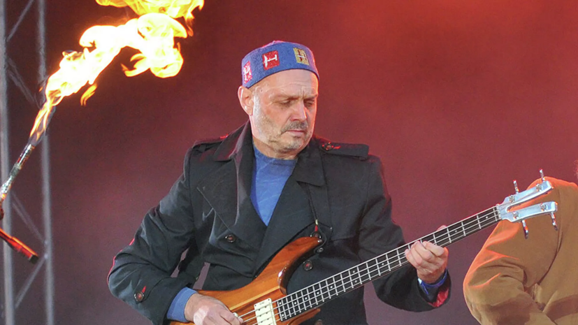 Найдено тело утонувшего в Москве-реке музыканта Липницкого