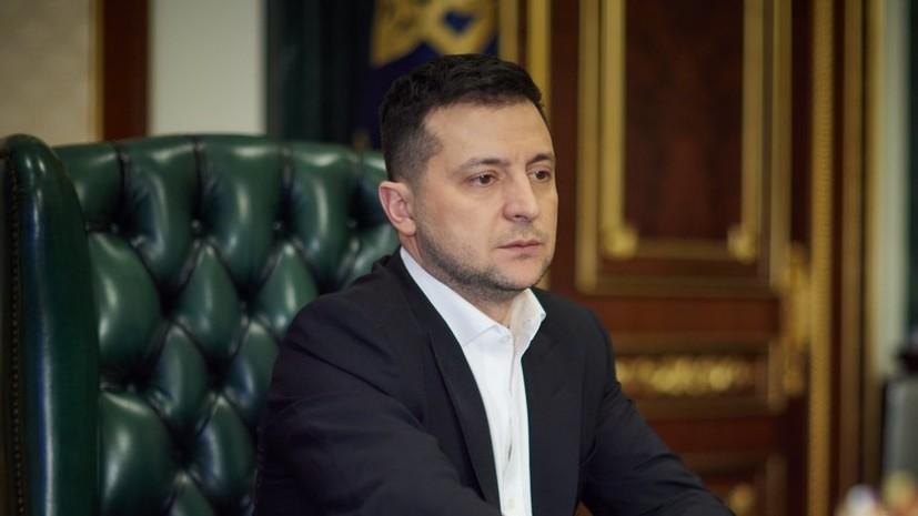 В офисе Зеленского отреагировали на переговоры Путина, Меркель и Макрона