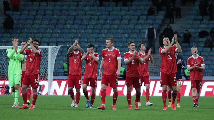 Колосков считает, что победа над Словенией в Сочи может стать ключевой в отборе на ЧМ-2022