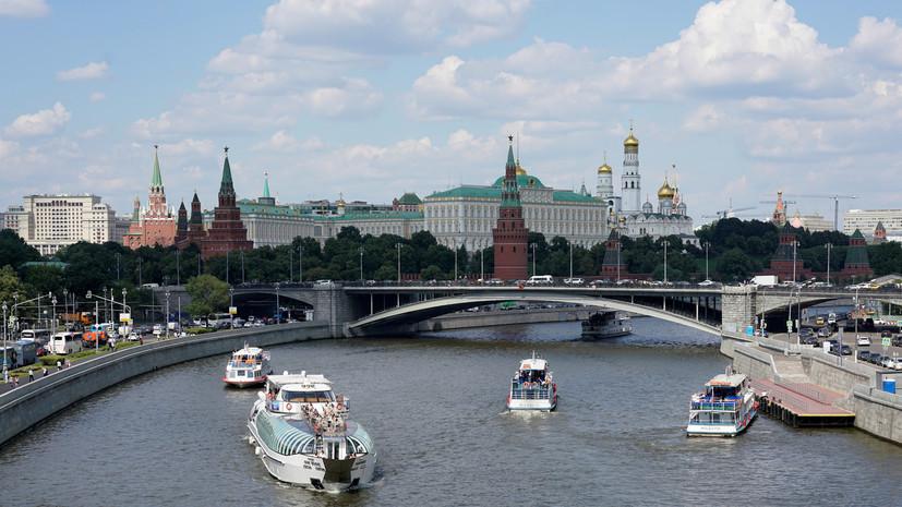 Тишковец прогнозирует «персиковое» лето в России