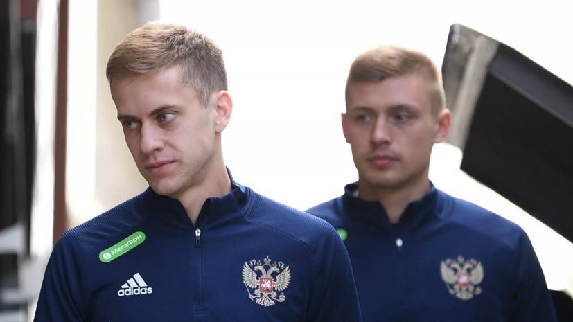 Жиров покинул расположение сборной России и не сыграет со Словакией