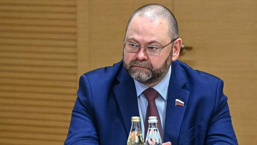 Мельниченко отправил правительство Пензенской области в отставку
