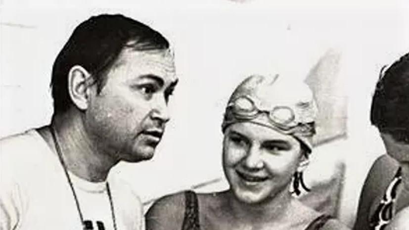 Умер заслуженный тренер СССР по плаванию Зенов