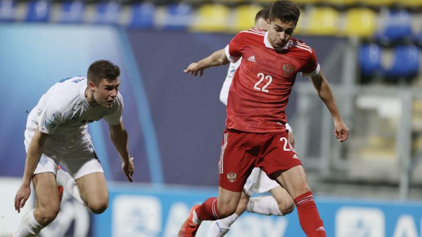 Хохлов объяснил, почему молодёжный чемпионат Европы по футболу важен для Захаряна