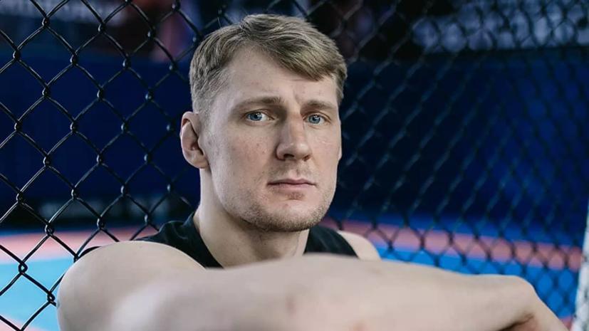 Тактаров считает, что Волков готов стать чемпионом UFC