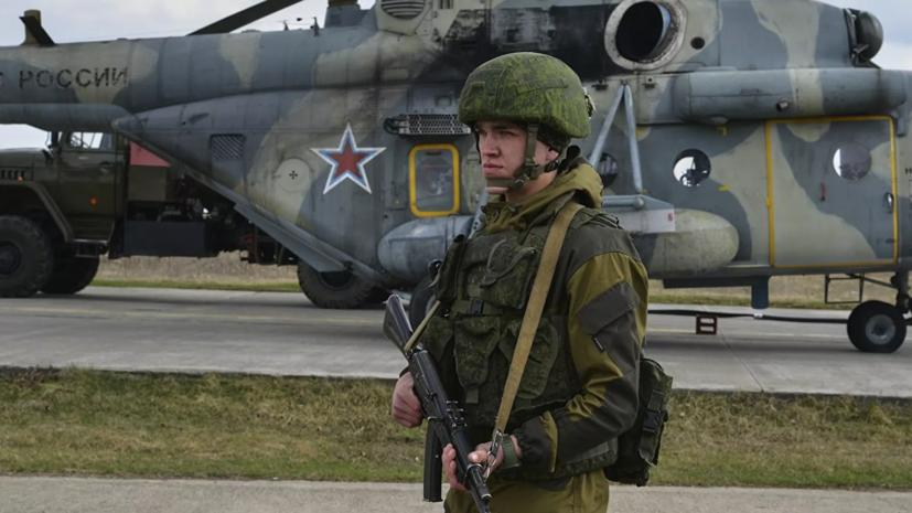 Российские десантники вернулись в Псков после учений в Белоруссии