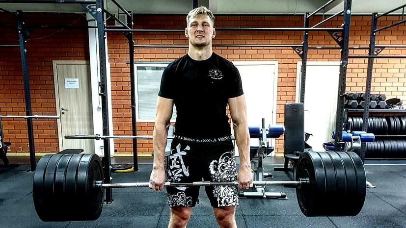 Менеджер Волкова: уже запросили бой с Нганну за титул UFC