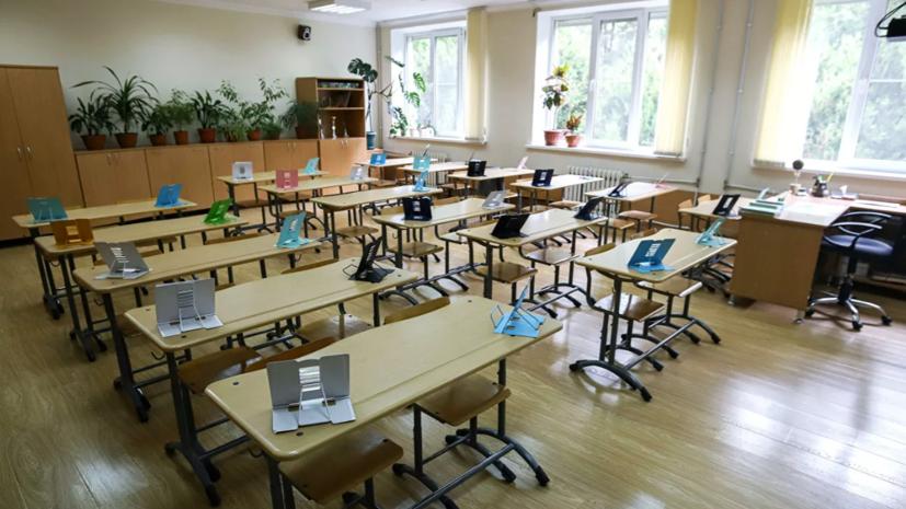 В школах Мурманской области обновят общественные пространства