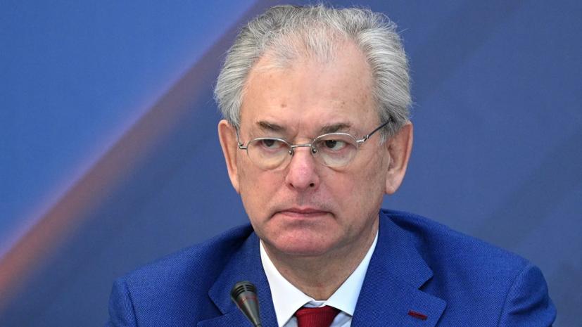 Булаев переизбран заместителем председателя ЦИК
