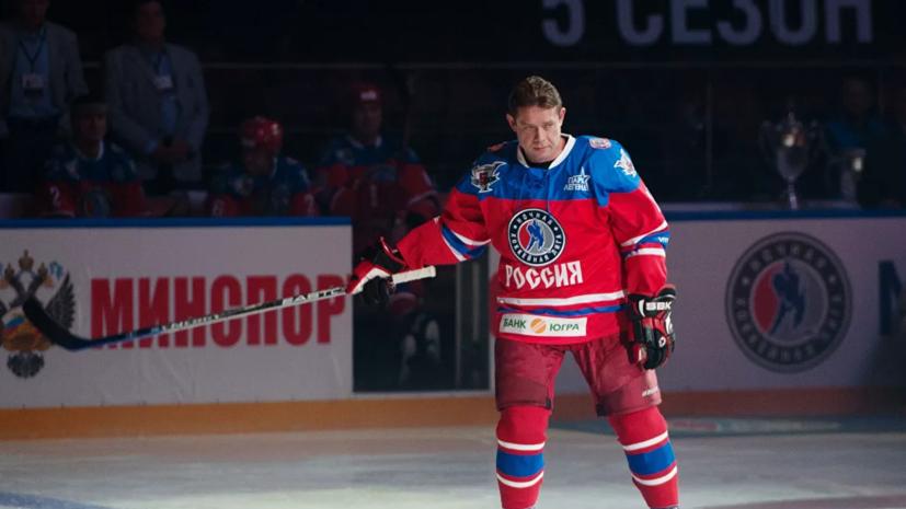 Экс-хоккеист Буре награждён орденом «За заслуги перед Отечеством»