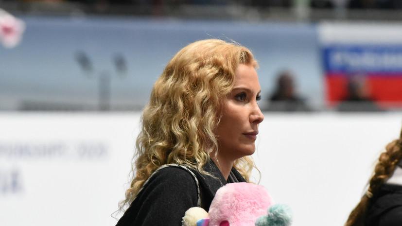 Леонова осудила методы работы Тутберидзепосле слов Бобровой