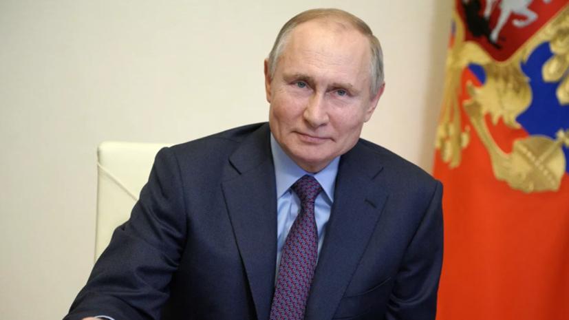 Песков рассказал о главном хобби Путина