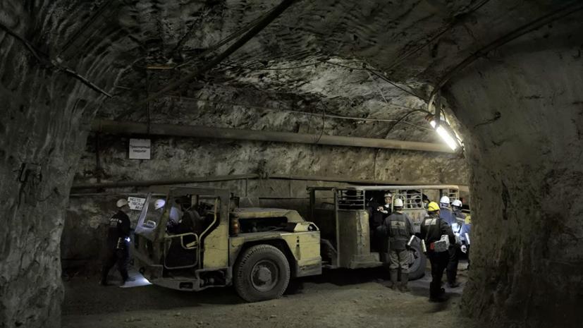 В Приморье под завалами рудника нашли погибшего горняка