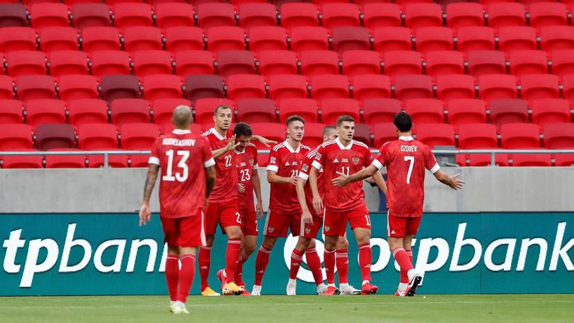 Силкин: даже ничейный результат в матче со Словакией будет неплохим