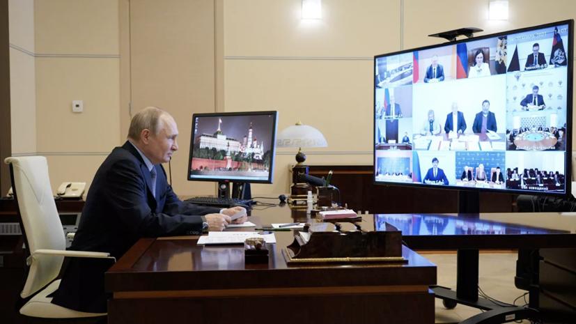 Путин удвоил премию за вклад в укрепление единства российской нации
