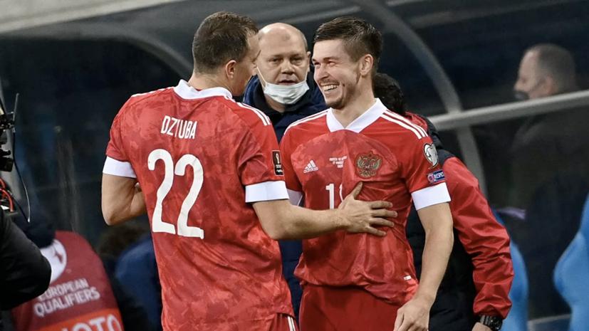 Червиченко: не представляю, что сборная России проиграет Словакии