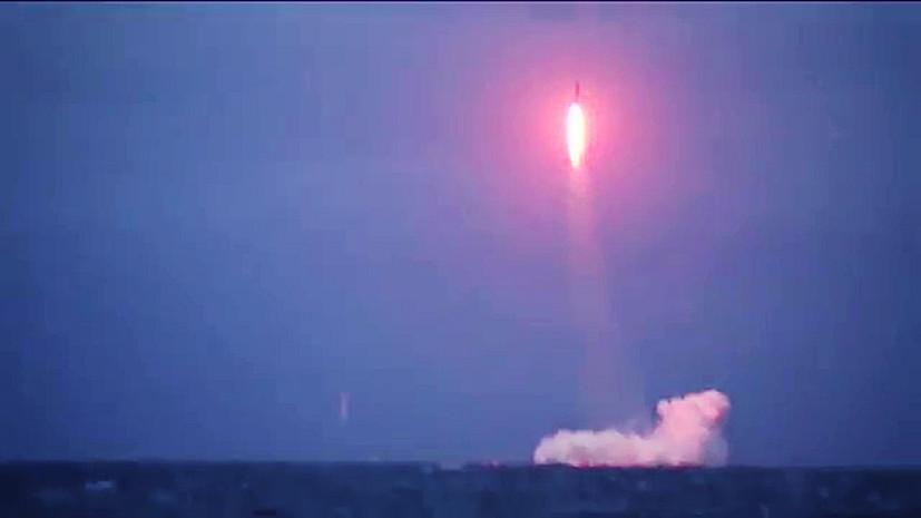 «Усилить морской компонент ядерной триады»: чем уникальна баллистическая ракета «Лайнер»