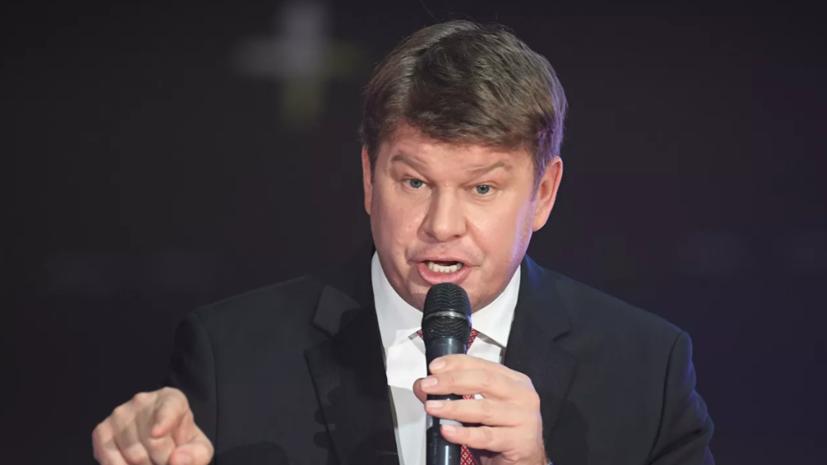 Губерниев прокомментировал поражение сборной России от Словакии в отборе на ЧМ-2022