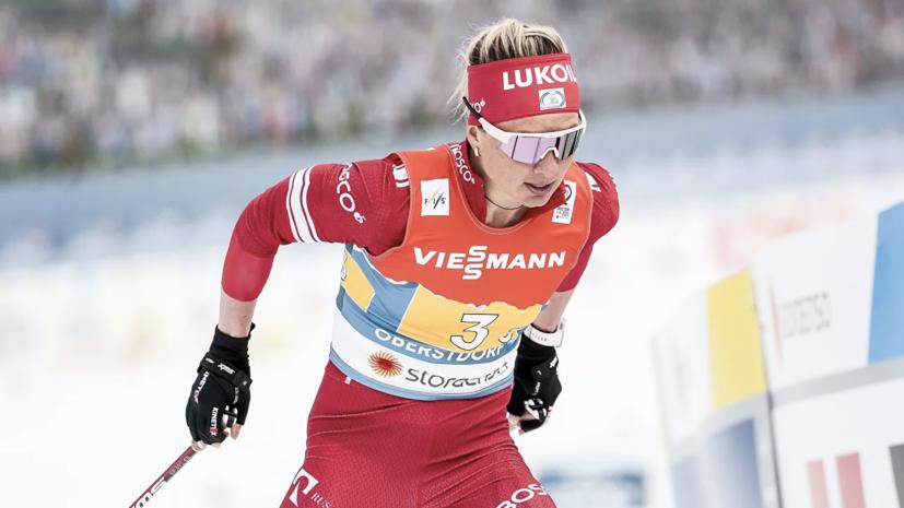 Сорина и Смирнова выиграли командный спринт на ЧР по лыжным гонкам
