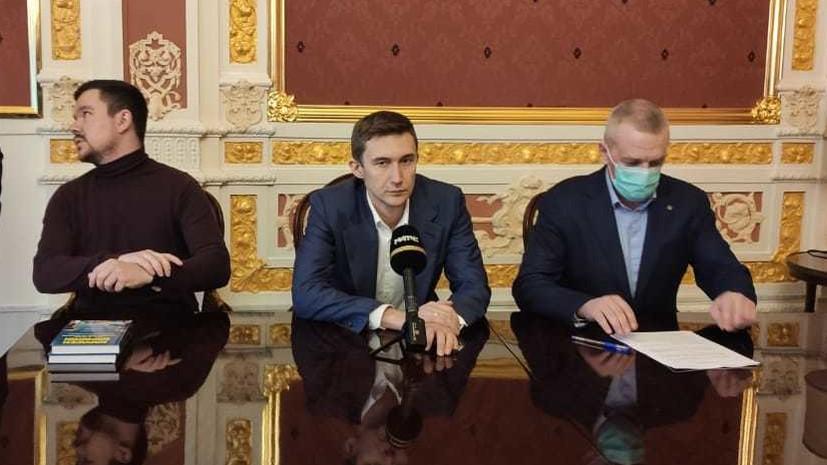 Шахматист Карякин подписал новое спонсорское соглашение