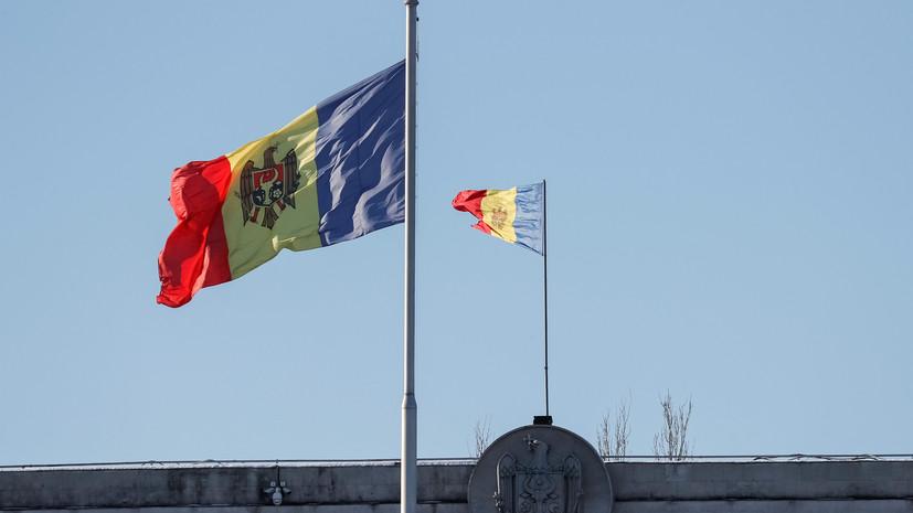 Молдавия вводит режим чрезвычайного положения до 30 мая из-за пандемии