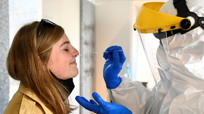 Словакия отправляет больных COVID-19 в ФРГ из-за нехватки мест в реанимации