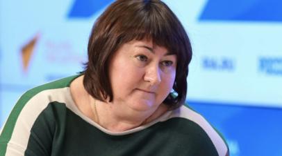Вяльбе назвала бюджет Федерации лыжных гонок России