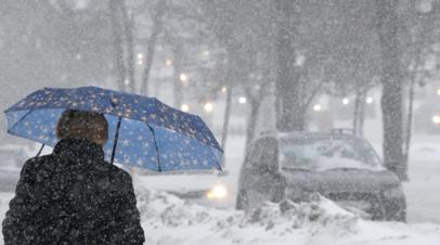 Синоптики предупредили о снегопаде и усилении ветра до 16 м/с в Челябинской области