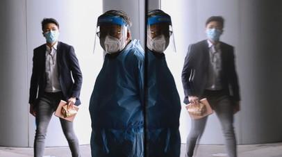 В Китае выявили 16 случаев коронавируса за сутки
