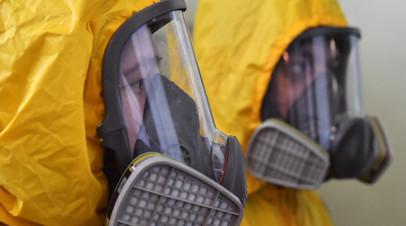 МЧС продезинфицировало почти 83 тысячи соцобъектов с начала пандемии