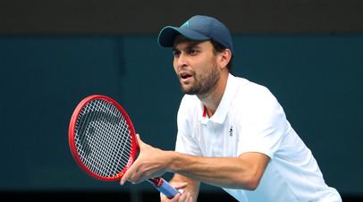 Тренер теннисиста Карацева: он способен играть на уровне первой двадцатки
