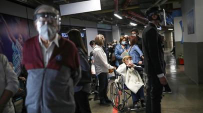 В Колумбии за сутки выявили почти 6 тысяч случаев коронавируса