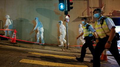 В Китае за сутки выявили 11 случаев заболевания коронавирусом